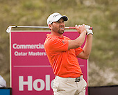 Sergio Garcia in action during the opening round of the  2012 Commercial Bank Qatar Masters being played over the Championship Course at Doha Golf Club, Doha, Qatar from 2nd to 5th February 2012. Picture Stuart Adams www.golftourimages.com: 2nd February 2012