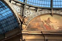 Milan, Galleria Vittorio Emanuele II