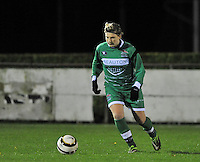Club Brugge Vrouwen - OHL Dames : Karen Meeus<br /> foto David Catry / nikonpro.be