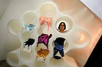 """Artigiani a San Lorenzo , quartiere storico di Roma. """" Lou Lou """", stilista e design.Produzione di camice da notte..Craftsmen in San Lorenzo, historic district of Rome. """" Lou Lou """" designer. Production of nightdress. ....."""