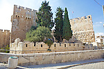 Citadel of King David in Old City, Jerusalem