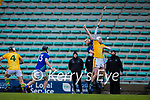 Brendan O'Leary, Kerry, in action against /during the Round 1 meeting of Kerry and Meath in the Joe McDonagh Cup at Austin Stack Park in Tralee on Sunday.