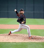 Bryce Tucker - San Francisco Giants 2020 spring training (Bill Mitchell)