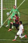 Western Sydney Wanderers vs Kashima Antlers during the 2015 AFC Champions League Group H match on April 21, 2015 at the Parramatta Stadium in Sydney, Australia. Photo by Joosep Martinson / World Sport Group