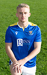 St Johnstone FC 2021-22<br />Cammy MacPherson<br />Picture by Graeme Hart.<br />Copyright Perthshire Picture Agency<br />Tel: 01738 623350  Mobile: 07990 594431