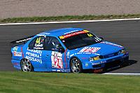 2019 Gold Cup meeting. Dunlop Saloon Car Cup. #44. Ali McMillan. Nissan Primera.