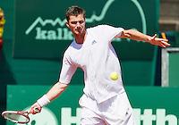 15-07-12, Netherlands,Tennis, ITS, HealthCity Open, Scheveningen, Antal v/d/ Duim.