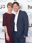 Katie Aselton and Mark Duplass<br /> <br />  attends 2015 Film Independent Spirit Awards held at Santa Monica Beach in Santa Monica, California on February 21,2015                                                                               © 2015Hollywood Press Agency