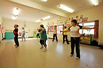 Hawaiian Dancing Class
