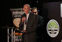 Pictured: Wednesday 18 May 2017<br /> Re: Swansea City FC, Player of the Year Awards at the Liberty Stadium, Wales, UK.