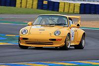#12 HENRIQUE GEMPERLE - PORSCHE / 993 GT2 / 1996 GT2A