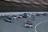 #2: Sheldon Creed, GMS Racing, Chevrolet Silverado Chevy Accessories, #16: Austin Hill, Hattori Racing Enterprises, Toyota Tundra TRD / United Rentals