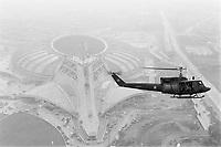 1976 06 SPO - STADE OLYMPIQUE - PHOTO AERIENNES