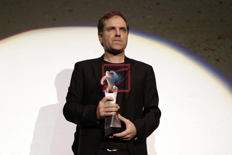 52 FESTIVAL INTERNACIONAL DE CINEMA FANTASTIC DE CATALUNYA. SITGES 2019.<br /> Red Carpet Awards Ceremony.<br /> Galder Gaztelu-Urruti.