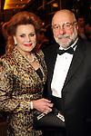 Angela and John Montalbano at the University of St. Thomas Court of Diamond Jubilee at the HIlton Americas Hotel Tuesday Feb. 16,2010. (Dave Rossman Photo)
