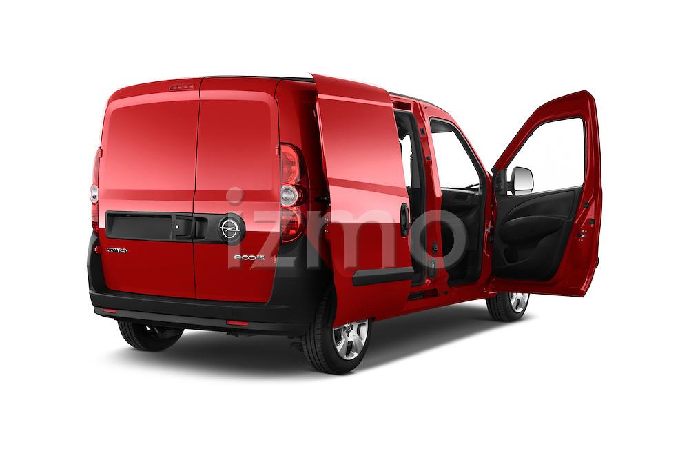 Car images of a 2015 Opel COMBO LiHI 4 Door Cargo Van 2WD Doors