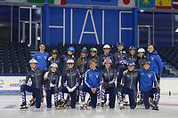 SCHAATSEN: HEERENVEEN: 06-09-2019, IJsstadion Thialf, Ice derby training, Foto Martin de Jong