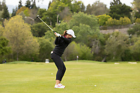 STANFORD, CA - APRIL 25: Linn Grant at Stanford Golf Course on April 25, 2021 in Stanford, California.
