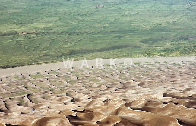 Great Sand Dunes National Park.  July 29, 2013.  80591