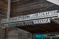 A general view of Wales National Pool, Swansea, Wales, UK. Thursday 06 June 2019