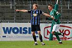 13.01.2021, xtgx, Fussball 3. Liga, VfB Luebeck - SV Waldhof Mannheim emspor, v.l. Kapitaen Marco Schuster (Mannheim, 6) gibt Anweisungen, gestikuliert mit den Armen, gesticulate, gives instructions <br /> <br /> (DFL/DFB REGULATIONS PROHIBIT ANY USE OF PHOTOGRAPHS as IMAGE SEQUENCES and/or QUASI-VIDEO)<br /> <br /> Foto © PIX-Sportfotos *** Foto ist honorarpflichtig! *** Auf Anfrage in hoeherer Qualitaet/Aufloesung. Belegexemplar erbeten. Veroeffentlichung ausschliesslich fuer journalistisch-publizistische Zwecke. For editorial use only.