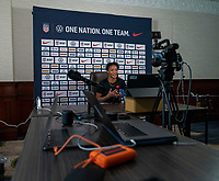 USWNT Press Conference, October 23, 2020