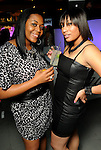 Launa Mays and Meosha Turner at the Simon Fashion Now event at the Houston Galleria Thursday April 14,2011.(Dave Rossman/For the Chronicle)