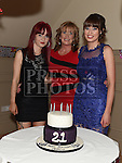 Jessica Cluskey 21st Birthday