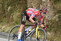 3rd September 2021; Tapia to Monforde de Lemos, Asturias, Spain; stage 19 of Vuelta a Espanya cycling tour;  Jumbo - Visma Roglic, Primoz