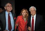 ROCCO BUTTIGLIONE CON BORIS BIANCHERI E  FLAVIA ARZENI BIANCHERI<br /> FESTA RIUNIFICAZIONE  A VILLA ALMONE RESIDENZA AMBASCIATORE TEDESCO -  ROMA  OTTOBRE 2008