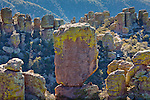 Heart of Rocks in Chiracahua National Monument, AZ, USANational Monument, AZ, USA