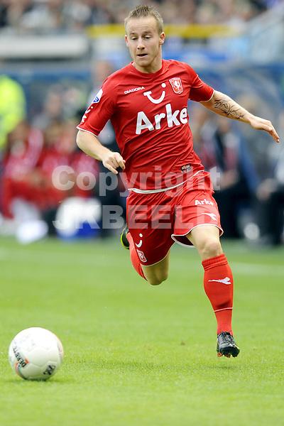 voetbal sc heerenveen -fc twente eredivisie seizoen 2009-2010 20-09-2009 miroslav stoch.
