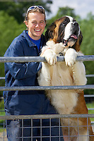 Tracy Moseley..Storridge , Malvern , Herefordshire  May 2005..pic copyright Steve Behr / Stockfile