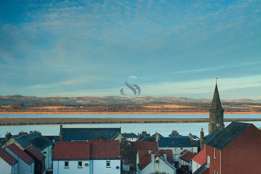 The River Tay and Newburgh, Fife