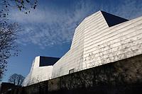 Nederland  Amsterdam -  2020. Depot van het Scheepvaartmuseum op het terrein van de Marine. Architect Liesbeth van der Pol.  Foto : ANP/ HH / Berlinda van Dam