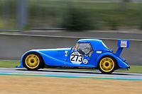 #273 ADRIAN VAN DER KROFT - MORGAN / PLUS 8 GTR / 1996 GT2A