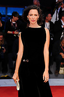 British actress Rebecca Hall poses on the red carpet for the premiere of the movie 'Three Billboards Outside Ebbing, Missouri' at the 74th Venice Film Festival, Venice Lido, September 4, 2017. <br /> UPDATE IMAGES PRESS/Marilla Sicilia<br /> <br /> *** ONLY FRANCE AND GERMANY SALES ***