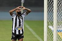 Rio de Janeiro (RJ), 05/06/2021 - BOTAFOGO-CORITIBA - Chay, do Botafogo, comemora gol. Partida entre Botafogo e Coritiba, válida pela Série B do Campeonato Brasileiro, realizada no Estádio Nilton Santos, neste sábado (05).