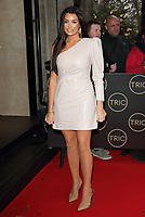 TRIC Christmas Lunch at the Grosvenor House Hotel, Park Lane London on December 10th 2019<br /> <br /> Photo by Keith Mayhew