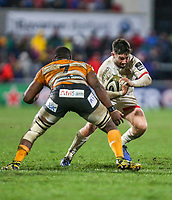 Saturday 22nd February 2020 | Ulster vs Cheetahs<br /> <br /> Bill Johnston during the PRO14 Round 12 clash between Ulster and the Cheetahs at Kingspan Stadium, Ravenhill Park, Belfast, Northern Ireland. Photo by John Dickson / DICKSONDIGITAL
