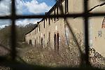 Ministry of Defence, MOD property Kent abandoned building 2016 UK