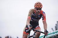 Rob Peeters (BEL/Vastgoedservice-Golden Palace)<br /> <br /> Men Elite Race<br /> Superprestige Zonhoven 2015