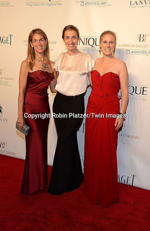 Karyn Zucker attends the Opening Night of American Ballet Theatre 2014 Fall Gala on October 22,2014 at the David Koch Theater at Lincoln Center in New York City. <br /> <br /> photo by Robin Platzer/Twin Images<br />  <br /> phone number 212-935-0770