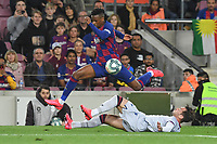 Nelson Semedo<br /> Barcelona 02-02-2020 Camp Nou <br /> Football 2019/2020 La Liga <br /> Barcelona Vs Levante <br /> Photo Paco Larco / Panoramic / Insidefoto <br /> ITALY ONLY