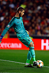 Spain's David De Gea during the Qualifiers - Group F to Euro 2020 football match between Spain and Norway on 23th March, 2019 in Valencia, Spain. (ALTERPHOTOS/Manu R.B.)