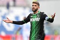 Domenico Berardi of US Sassuolo <br /> Reggio Emilia 22/09/2019 Stadio Citta del Tricolore <br /> Football Serie A 2019/2020 <br /> US Sassuolo - SPAL <br /> Photo Andrea Staccioli / Insidefoto