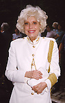 Carol Channing photographed in New York City, June 1991