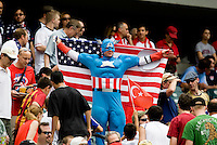 USA Fans. he USMNT defeated Turkey, 2-1, at Lincoln Financial Field in Philadelphia, PA.