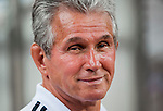 Head coach Jupp Heynckes of Bayern Munich looks on before a friendly match against VfL Wolfsburg as part of the Audi Football Summit 2012 on July 26, 2012 at the Guangdong Olympic Sports Center in Guangzhou, China. Photo by Victor Fraile / The Power of Sport Images