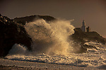 Bracelet Bay, Swansea, UK, 2nd November 2020<br />
